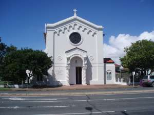 Holy Trinity Church Complex (2009); Heritage Branch staff