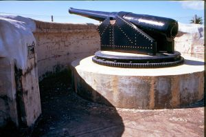 Kissing Point Fortification (2007) ; Heritage Branch staff