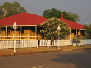 Police Reserve Complex (former); Heritage Branch staff
