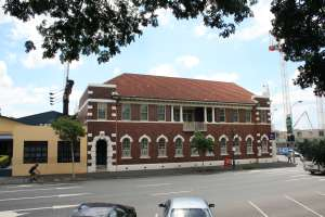 Fortitude Valley Police Station (2009); Heritage Branch staff
