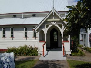 St John the Baptist Anglican Church; Heritage Branch staff