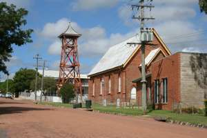 Church of Christ, Charters Towers (2010); Heritage Branch staff