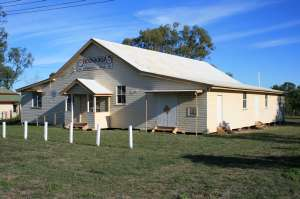 Cactoblastis Memorial Hall (2006); Heritage Branch staff