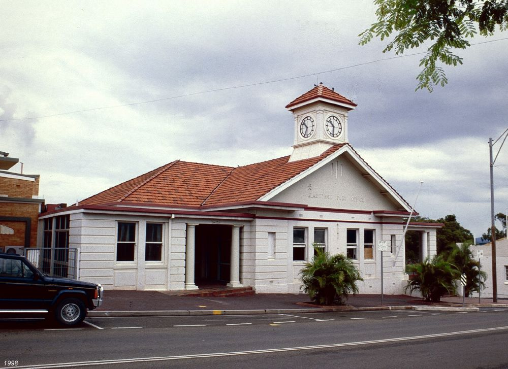 Gladstone Post Office (former) | Environment, land and water