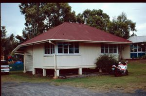 Urangan Point State School, Block D (1994); Heritage Branch staff
