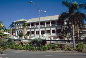 Townsville State Government Offices (1997); Heritage Branch staff