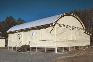 Southport Drill Hall (1998); Heritage Branch staff